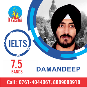 Damandeep